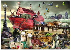 ark postcard